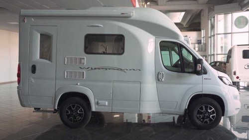Wingamm Oasi 540 Is A New Mini RV That's Now Sold In The US