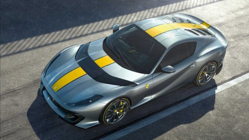 Ferrari 812 Versione Speciale - Premières photos et infos !
