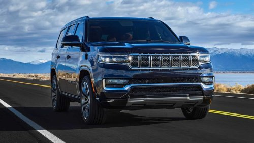 2022 Jeep Grand Wagoneer EPA Fuel Economy Ratings Are Out