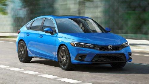 "Nuova Honda Civic Hatchback, stile ""Fastback"" fra USA ed Europa"