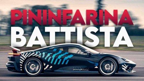 Automobili Pininfarina Battista: Everything You Need To Know