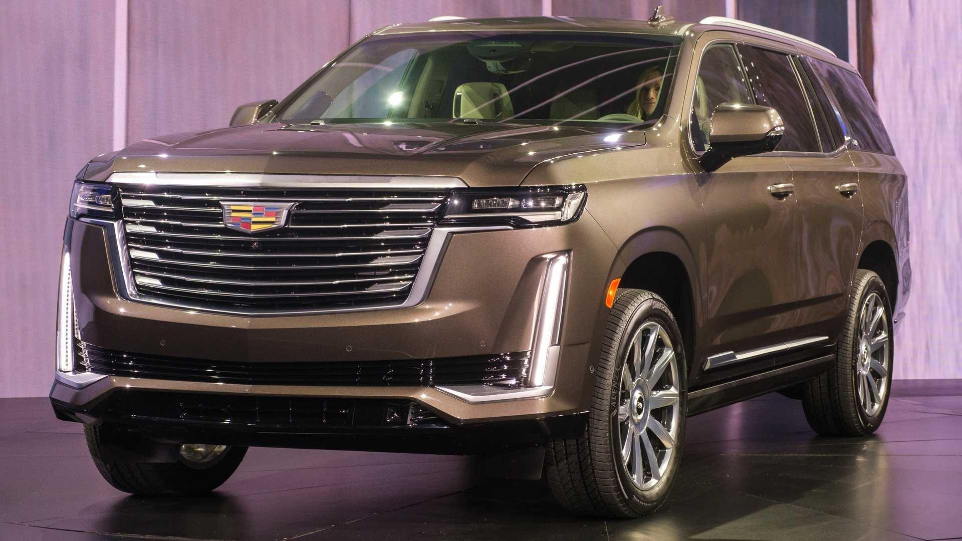 High-Performance Escalade-V Has Demand, Cadillac Admits