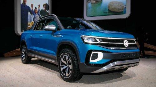 VW rules uut compact truck to fight Maverick and Santa Cruz