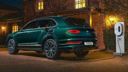 Kendaraan Listrik Pertama Bentley Berdasarkan Platform Artemis VW