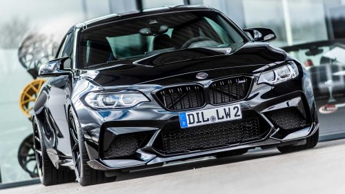 Tuner Says Goodbye To BMW M2 With 731-Horsepower Finale Edition