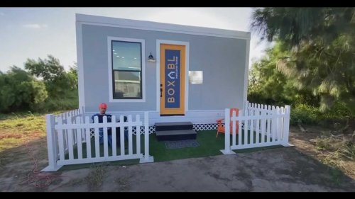 Tesla's Elon Musk Lives In A Tiny House That's Towable, No Joke!