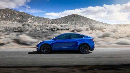 As EV Sales Continue To Rise, Tesla Remains Far Ahead Of Rivals