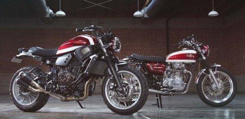 Spec Showdown: Yamaha XSR700 Vs. Kawasaki Z650RS