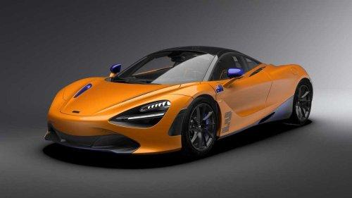 McLaren 720S Daniel Ricciardo Edition Revealed With Special Cues
