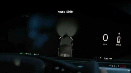 Tesla Model 3 und Model Y sollen Auto-Shift-Funktion bekommen