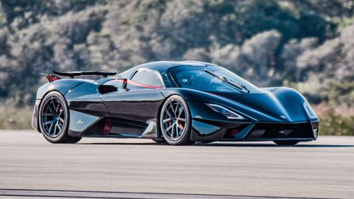 SSC Tuatara crash is a huge setback for planned top speed re-run
