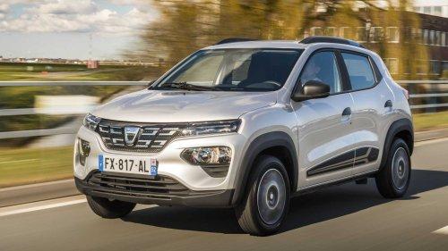 Dacia Spring: Jetzt auch Bestellung beim Händler möglich