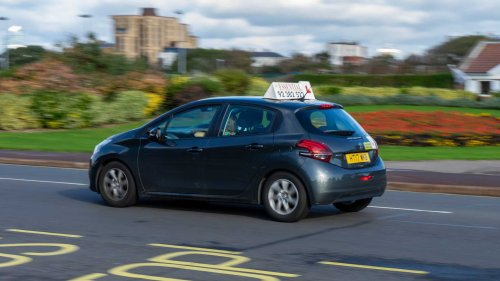 One in five Brits 'too scared' to take driving lessons