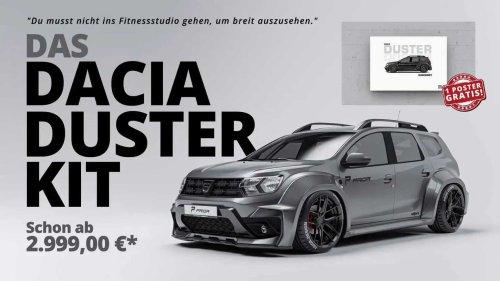 Musclez votre Dacia Duster pour seulement 2999 € !