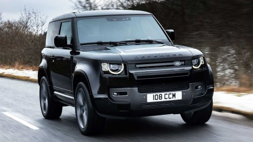Land Rover Defender SVR Reportedly Coming With 600+ BMW Horsepower