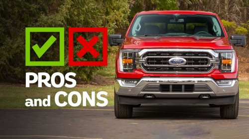 2021 Ford F-150 Hybrid Pros And Cons: Truck Stuff, But Greener