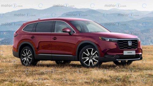 Novo Honda CR-V 2023 ficará maior para se distanciar do HR-V