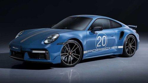 Porsche fête son anniversaire en Chine avec une série spéciale