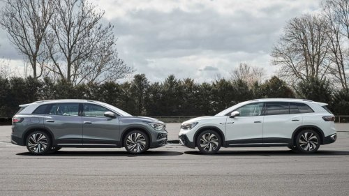 VW ID.8 Announced As Atlas-Sized Electric SUV