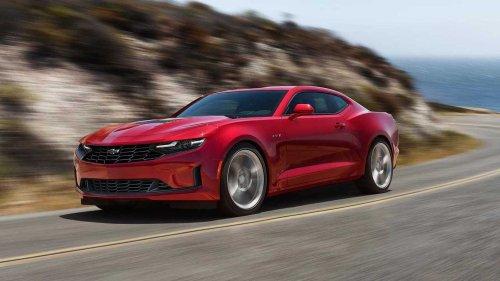 Chevrolet Camaro - Bientôt à la retraite ?