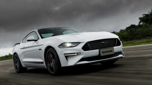 Ford Mustang é o esportivo mais vendido do mundo pela 2ª vez