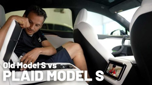 How Does The New Tesla Model S Plaid Compare To Earlier Model S?