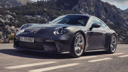 """Porsche lança novo 911 GT3 Touring, a versão """"discreta"""" do GT3"""