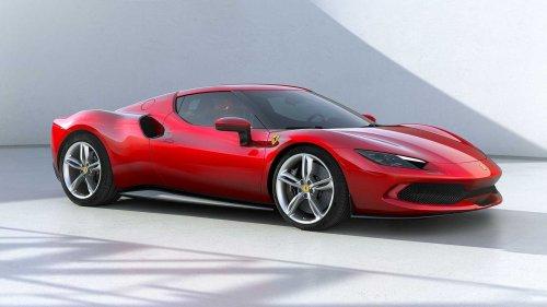Ferrari 296 GTB Debuts With Plug-In Hybrid V6 Producing 818 HP