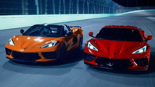 GM Has More Chevy Corvette C8 Orders That It Can Handle