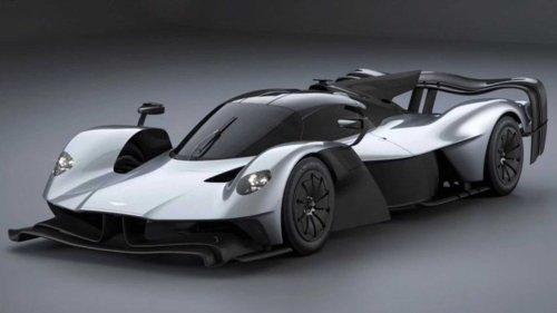Aston Martin studia una versione esagerata della Valkyrie?