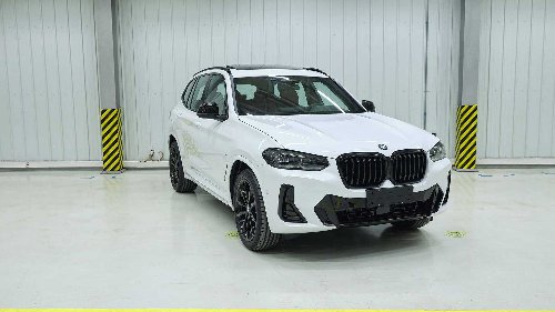 2022 BMW X3 And iX3 Facelifts Get Early Debut In China