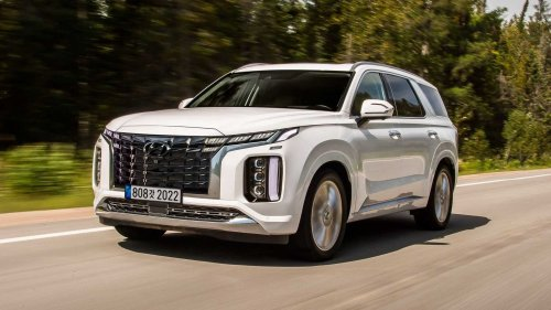 Hyundai Palisade Facelift Rendering Takes After The Latest Spy Shots