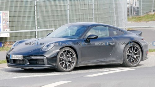 Porsche 911 Spy Shots Suggest New Sport Classic Model Coming Soon
