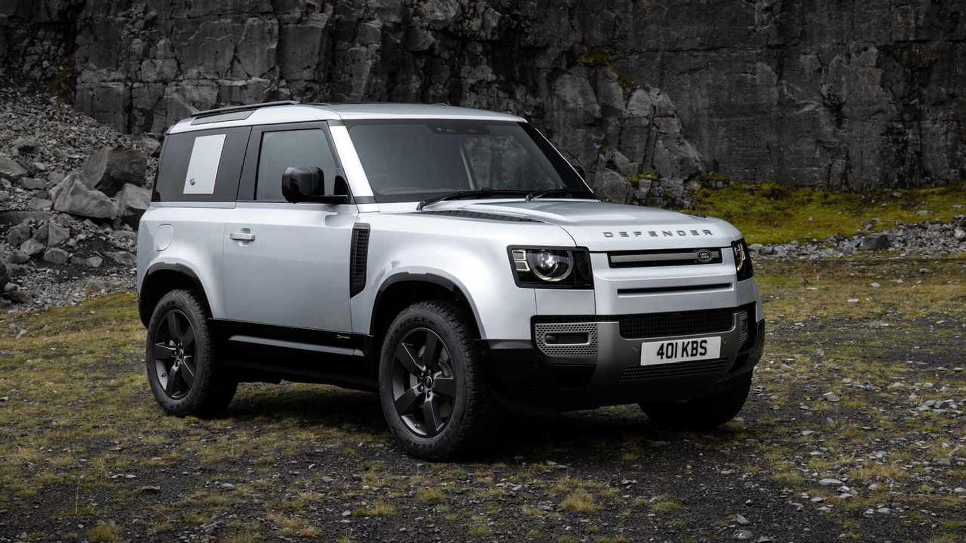 2021 Land Rover Defender Gets Some Updates And Shorter 90 Model