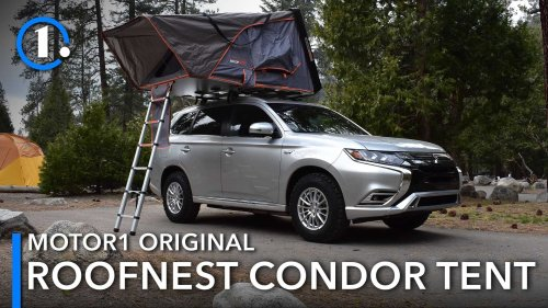Roofnest Condor Rooftop Tent Review: The Comforts Of Home