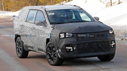 Jeep Commander 2022 terá motor diesel com sistema híbrido-leve