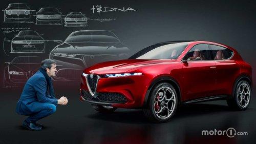 Tutte le nuove Alfa Romeo che disegnerà Mesonero-Romanos