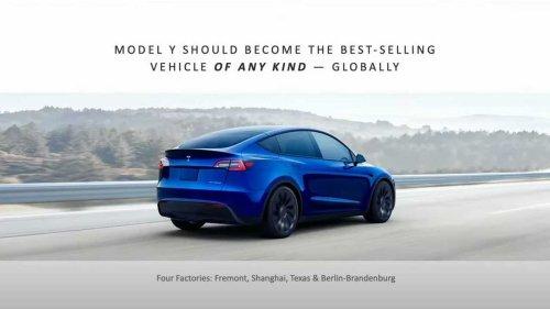 Tesla Model 3 überholt in Deutschland Audi, BMW und Mercedes