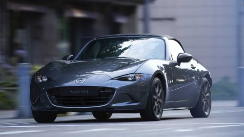 Mazda Suggests Next-Gen MX-5 Miata Could Be A Hybrid Or Full-On EV