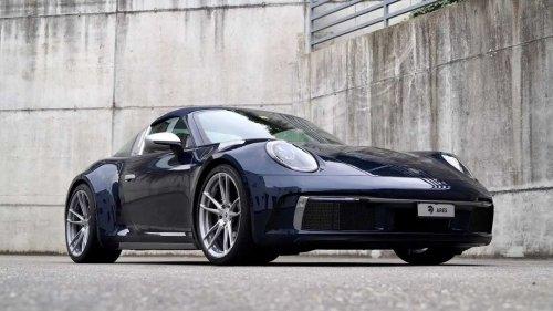 One-Off 992-Gen Porsche 911 Targa By Ares Design Is A Stunner