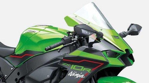 The Kawasaki Ninja ZX-10R Storms Into Indonesia