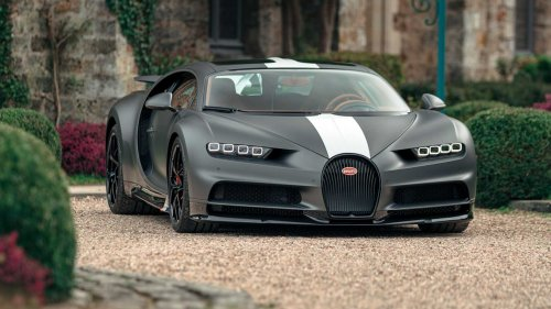 Bugatti Chiron Pur Sport Costs A Lot To Maintain