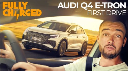 UK: Fully Charged says Q4 E-Tron is the electric Audi to have