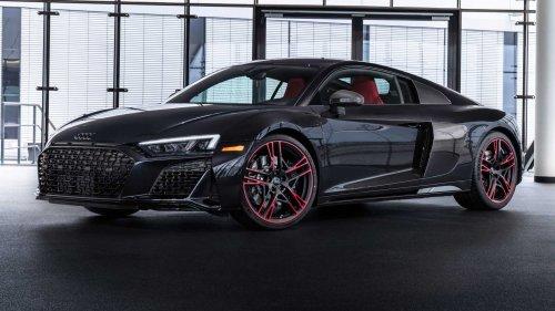 L'Audi R8 n'est plus vendue en Australie