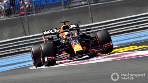 French GP: Verstappen beats Hamilton, Bottas to pole