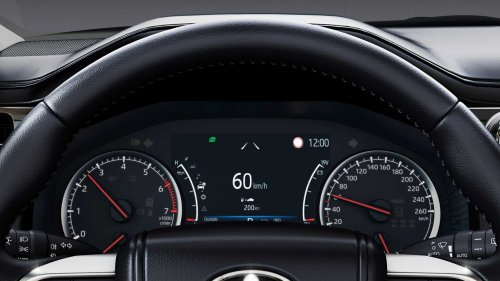 2022 Toyota Land Cruiser Acceleration Test Shows Twin-Turbo V6 At Work