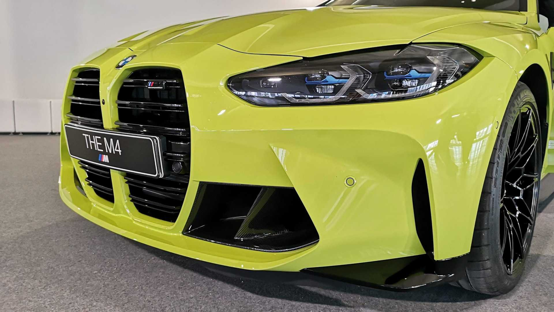 We've Seen BMW's New Grille In Person And Have The Photos To Prove It