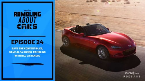 Save The Convertibles, Answering Listener Questions: Rambling About Cars #24