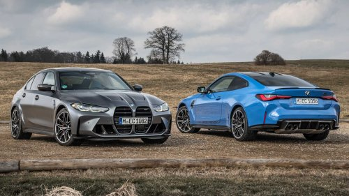 2022 BMW M3, M4 Competition xDrive Debut With Better Acceleration