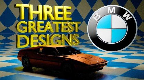 Former BMW Designer Names His 3 Favorite BMW Designs